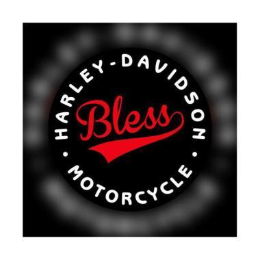 harga Harley Davidson Bless Motorcycle Aksesoris Motor [Package 4] - Blibli.com