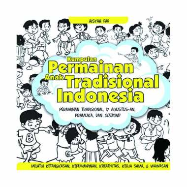 Jual Cerdas Interaktif Buku Indonesia Kumpulan Permainan Anak Tradisional Indonesia By Aisyah Fad Buku Anak Anak Online Harga Kualitas Terjamin Blibli Com