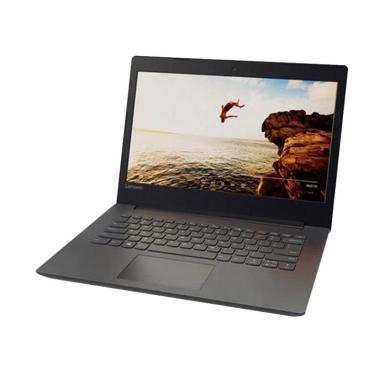 harga Lenovo Ideapad IP130-14AST Notebook - Black [AMD A4-9125/ 14 Inch/ 4GB/ 500GB/ Win10] Blibli.com
