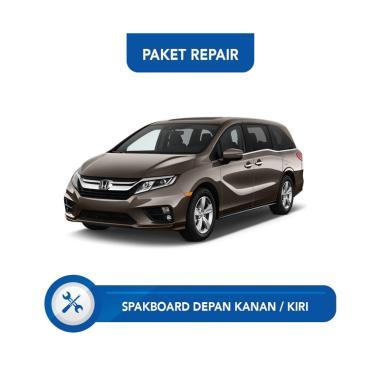 harga Subur OTO Paket Jasa Reparasi Ringan & Cat Mobil for Honda Odyssey [Spakbor Depan Kanan atau Kiri] Blibli.com