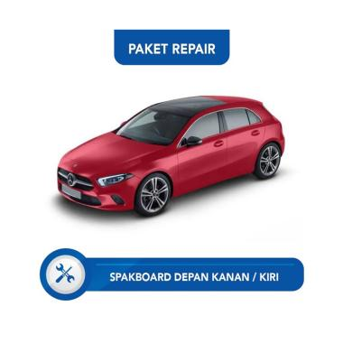 harga Subur OTO Paket Jasa Reparasi Ringan & Cat Mobil for Mercy A Class [Spakbor Depan Kanan or Kiri] Blibli.com