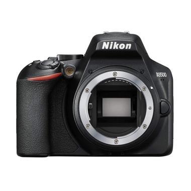 harga Nikon D3500 Kamera DSLR [Body Only] - FREE MEMORY 16GB, BAG NIKON DSLR & BATTERY EN-EL14A ORIGINAL - GARANSI RESMI ALTANIKINDO 1 TAHUN Blibli.com
