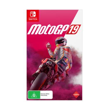 Nintendo Switch MotoGP 19 Video Game