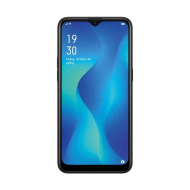 harga OPPO A1K Smartphone [32 GB/ 2 GB] Hitam Blibli.com