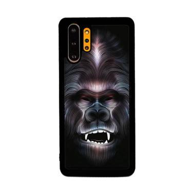 Cannon Case Gorilla Cool Art P1276 Custom Hardcase Casing for Samsung Galaxy Note 10 Plus
