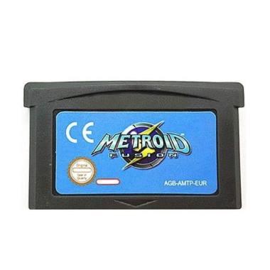 harga Bluelans Metroid Fusion Game Cartridge Card for Nintendo GBA EUR Version Blibli.com