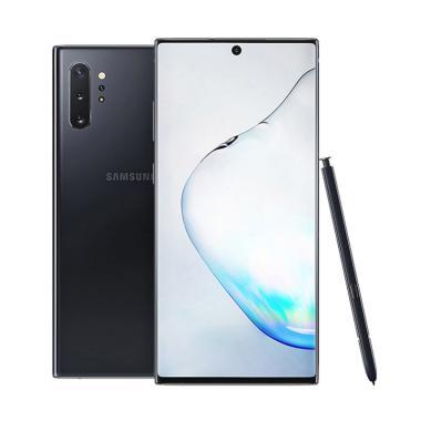 Samsung Galaxy Note 10 Plus 10+ N975F 512GB - Black / White / Glow - Baru NEW - Resmi SEIN