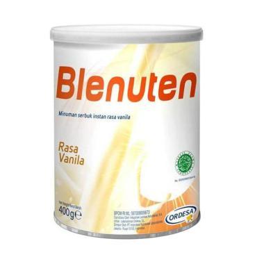 harga BLENUTEN Vanila Susu Formula Anak [400 g] Blibli.com
