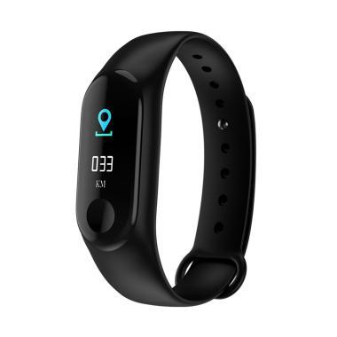 Bluelans Sports Blood Pressure Heart Rate Smart Watch Bracelet Wristband Fitness Tracker