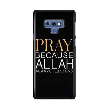 harga Hardcase Casing Custom Samsung Galaxy Note 9 Pray Hard P0478 Case Cover Blibli.com