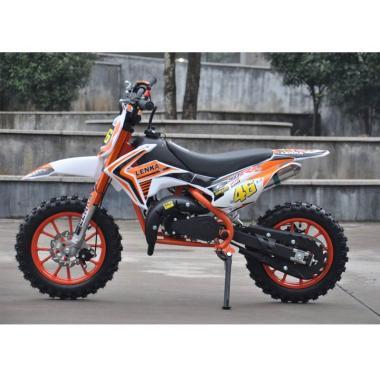 harga LENKA MC46 Mini Motor Trail No Orange Citroen - Blibli.com