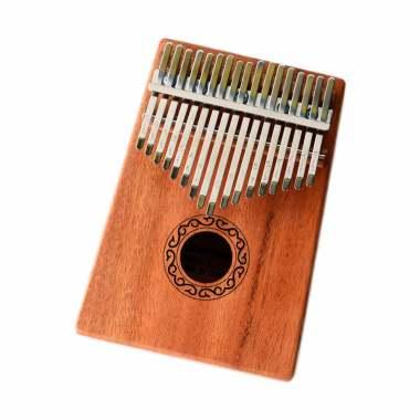 harga None Kalimba Instrumen Tradisional Mahogany [17 Keys] Blibli.com