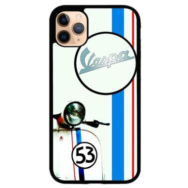 harga Hardcase Casing Custom iPhone 11 Pro Max Vespa Logo E0617 Case Cover Blibli.com