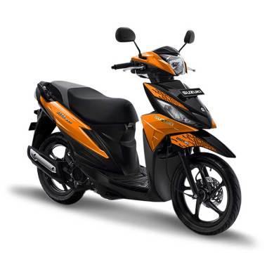 Suzuki Address Playful Sepeda Motor [VIN 2019- OTR Jadetabek]
