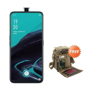 harga OPPO Reno 2F Smartphone [128GB/ 8GB] + Free Tas Slempang Blibli.com