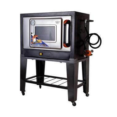 harga Black Gas Oven ZPL (S) #75CM Blibli.com