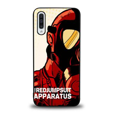 Hardcase Premium Custom Samsung Galaxy A50 | A50s | A30s Red Jumpsuit Apparatus Z1268 Case Cover