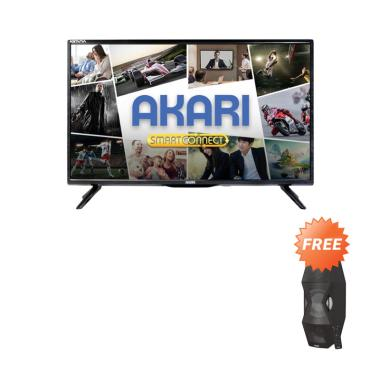 Akari SC-52V43 Smart Connect TV [43 Inch] + Free Akari ASP-980LW Bluetooth Speaker