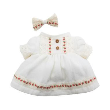 harga TEDDY HOUSE INDONESIA Dress Fantasy Aksesoris Boneka [14 inch] Blibli.com