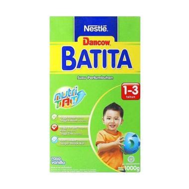 WHS - SMG/JOG/SOLO - Dancow Batita Vanila Susu Formula [1000 g/ Box]
