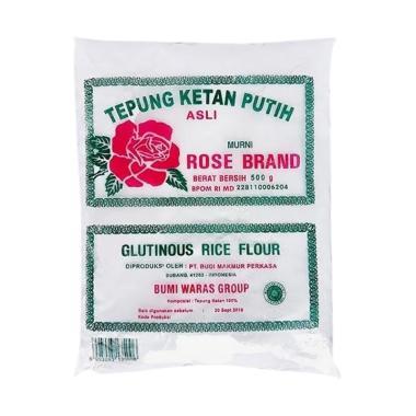 harga Rose Brand Tepung Ketan 500 gr (Kemasan Lama) Blibli.com