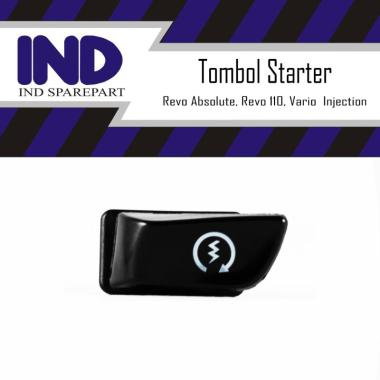 harga IND Onderdil Tombol Starter Revo Absloute Revo 110 Vario Injection HItam Blibli.com