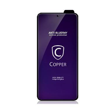 harga Copper Indonesia Blueray Premium Tempered Glass Screen Protector for Samsung A70 [Full Glue] Blibli.com