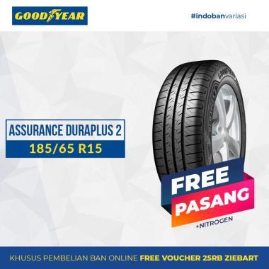 Goodyear Assurance Duraplus 2 185-65 R15 HR15 Ban Mobil