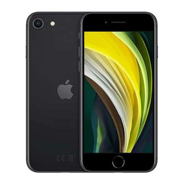 Apple iPhone SE (2020) (Black, 256 GB)
