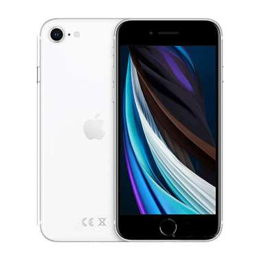 Apple iPhone SE (2020) (White, 256 GB)