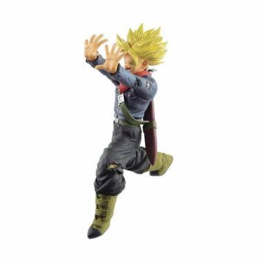 harga Banpresto Dragon Ball DB DBS Super Saiyan SS SSJ Future Mirai Trunks Action Figure Blibli.com