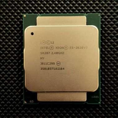 harga Intel Xeon E5 2620 V3 LGA 2011-3 HASWELL 6C 12T Blibli.com