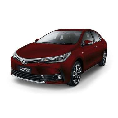 Toyota New Corolla Altis V 1.8 Mobil