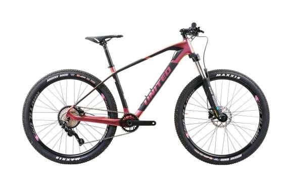 harga United Bike Sepeda Gunung MTB 27,5-10SP U KYROSS 1.00 (17) (9.1) OR-BK Blibli.com