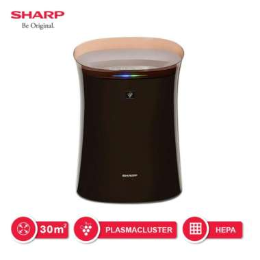 SHARP Air Purifier PlasmaCluster FP-F40Y COKLAT