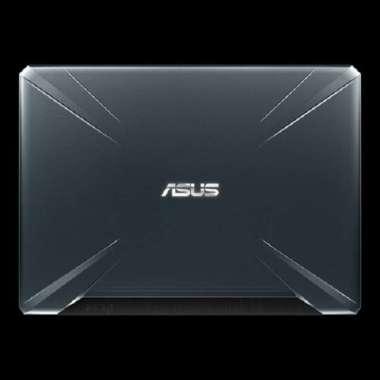 harga TUF GAMING FX506LH-I765B8T-O/i7-10870/8GB/SSD 512GB/GTX1650 4 GB/WIN10 + OHS/FHD IPS GREY Blibli.com