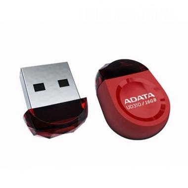 ADATA Jewel Like UD310 USB Flashdisk - Merah [16 GB]