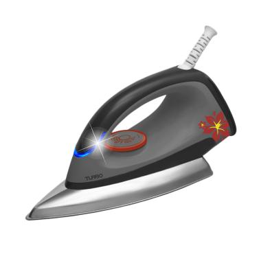 harga Turbo EHL3018-5 Dry Iron Setrika - Abu-abu Blibli.com