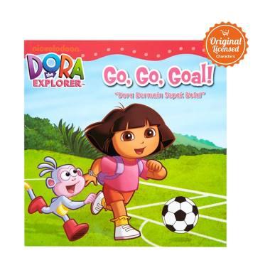 Dora the Explorer Go Go Goal! Komik Book