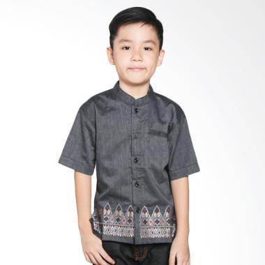 Intresse KD-6400019-BK Ovando Baju Koko Anak