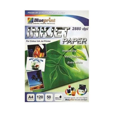 Jual stationery blueprint harga kualitas terjamin blibli blueprint bp ipa4120 inkjet paper a4 malvernweather Image collections