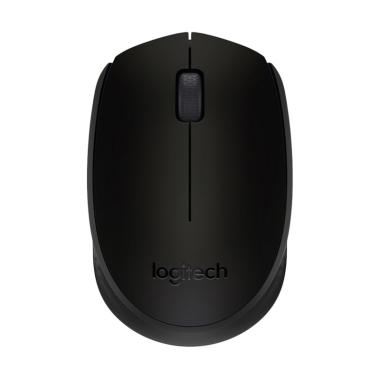 Logitech M170 Mouse Wireless - Hitam
