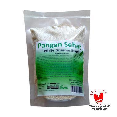 Pangan Sehat White Sesame Seed [250 g]