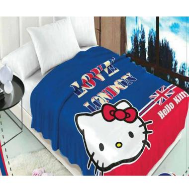 Chelsea Kitty London 2 Selimut [150 x 200 cm]