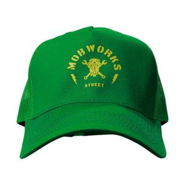 Mobworks Trucker Hat Street Topi