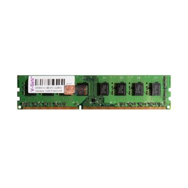 V-GeN DDR3 Long Dimm Memory PC [4GB/PC12800/1600Mhz]