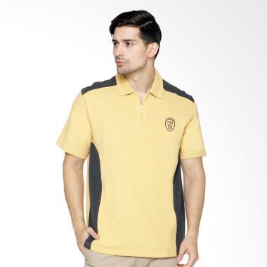 La Bette 102461204 Polo Shirt with Zipper