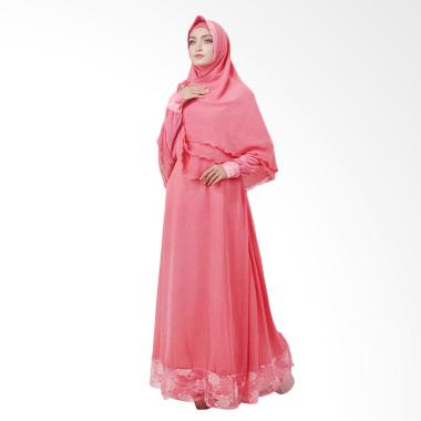 Nines Group NWS Alika Moslem Dress - Pink