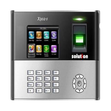 Solution X302-S Fingerprint Mesin Absensi