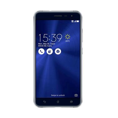 Asus Zenfone 3 ZE520KL Smartphone - Black [32GB/ 4GB]